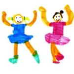 Rondes et jeux dansés