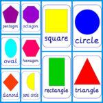 Formes géométriques – cycles 1 et 2