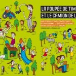 Livre : La poupée de Timothée et le camion de Lison